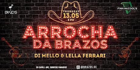 Arrocha da Brazos - O Sertanejo da Gold tickets