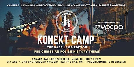 Konekt Camp 2021: The Baba Jaga Edition tickets