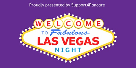 Las Vegas Night Fundraiser | Proudly hosted by Support4Pancare tickets