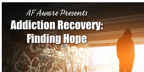 Addiction Recovery: Finding Hope tickets