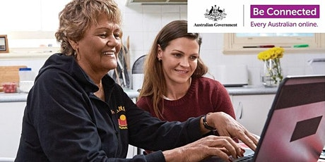 Be Connected - Introduction to myGov @ Dianella Library tickets