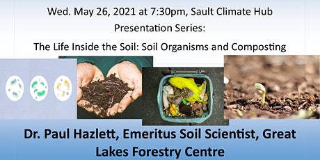The Life Inside the Soil: Soil Organisms and Composting tickets