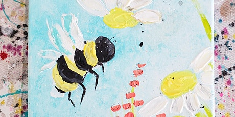 5/25 $22 Chunky Bee @ Paint Like ME Studio tickets