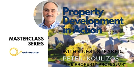 Masterclass Series | Property Development in Action tickets