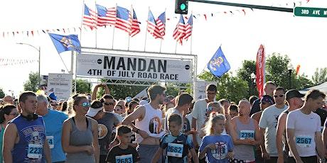 2021 Mandan 4th of July 5K Road Race tickets