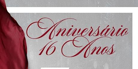 16 ° Aniversário da comunhão cristã Bethel ingressos