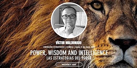 [Clínica] Power, Wisdom and Intelligence. Las estrategias del poder entradas