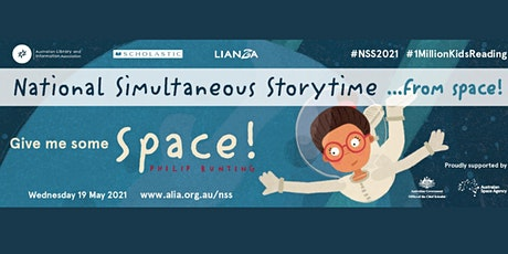 National Simultaneous Storytime (2-5 years) at Parramatta Library tickets