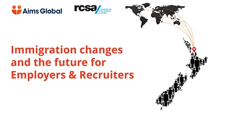 Immigration changes and the future for Employers & Recruiters tickets