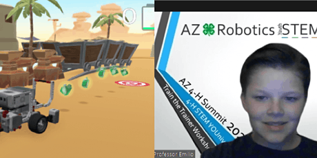 4-H STEM YOUniversity: Robotics Summer Camp 2021 tickets
