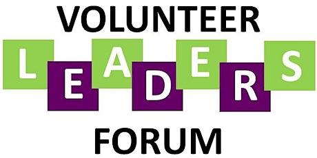 REIMAGINE Volunteering Professional Development Forum tickets