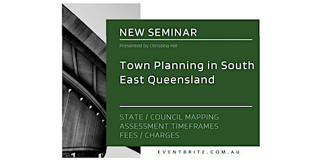 Guide to Town Planning in South East Queensland tickets