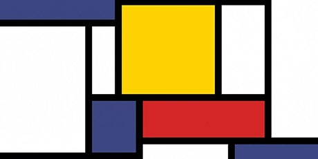Abstract by Piet Mondrian  Dutch Artist, Painting Class tickets