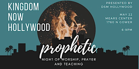 Night of Prophetic Worship, Prayer, and Teaching tickets
