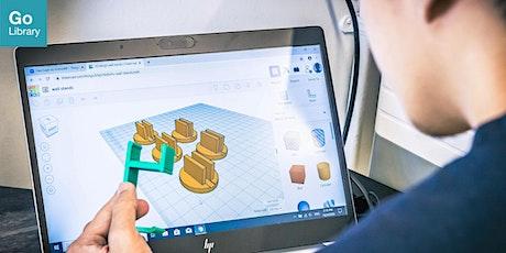 3D Printed Key Organiser @ Tampines Regional Library | MakeIT tickets