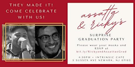 Assatta & Ricky's Graduation Party tickets