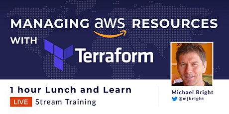 Managing AWS Resources with Terraform tickets