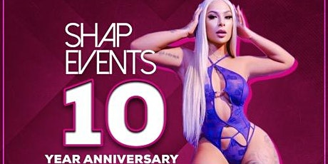 Wiintrr hosts Shap Events 10 Year Anniversary 06/25 tickets