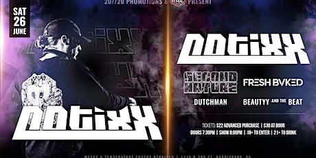 NOTIXX  performs LIVE at The New HMAC Capitol Room tickets