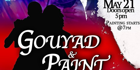 Gouyad and paint tickets