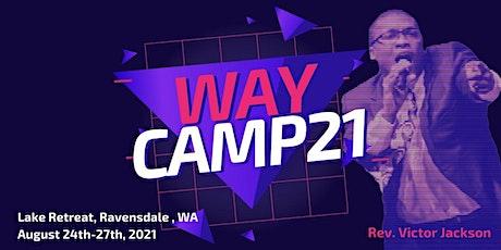 WA DISTRICT SENIOR CAMP 2021 tickets