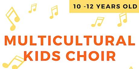 Multicultural Choir tickets