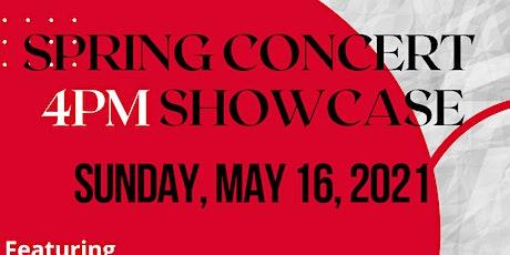 OrigiNation's Spring Concert -  4PM Showcase tickets