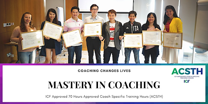 ICF Accredited Mastery in Coaching Certification Global Online (Eng/Canto) image