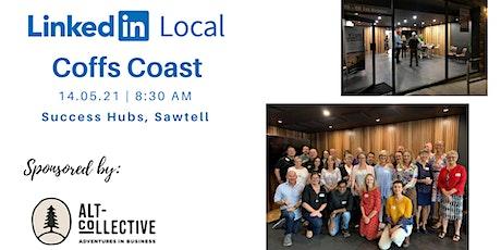 LinkedIn Local Coffs Coast May tickets