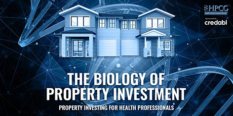 The Biology of Property Investment tickets