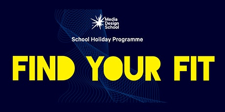 Find Your Fit - School Holiday Programme 2021 tickets