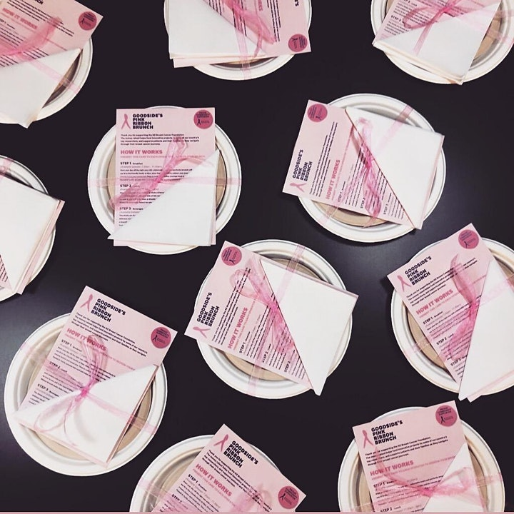 Pink Ribbon Brunch at the Goodside image
