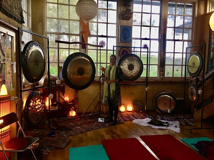 Gong Healing For Self, Humanity and the World image