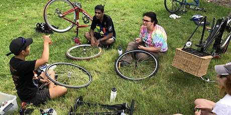 Bike Maintenance - Cycle Skills Courses tickets