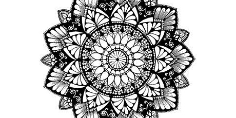 Burnside Youth - Mandala Art Workshop (yrs 10-17 only) tickets