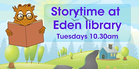 Storytime at Eden Library tickets