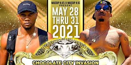 WASSUP N DC • MEMORIAL DAY • DC BLACK PRIDE 2021 • TEXT WASSUP TO 313131 tickets