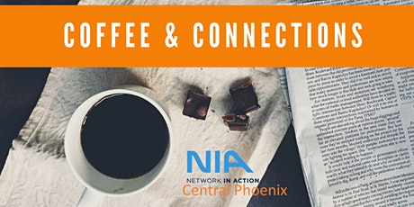 Network in Action VIRTUAL Coffee Connection tickets