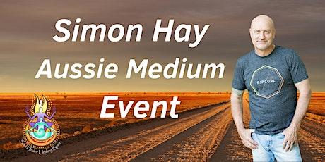 Aussie Medium, Simon Hay at the Horsham RSL tickets