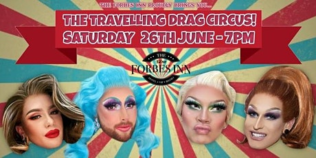 The Liquor Sisters travelling Drag Circus at the Forbes Inn tickets