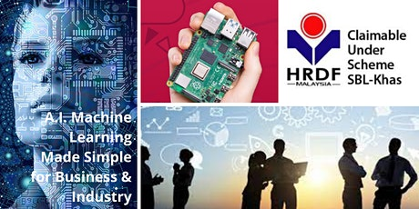 Artificial Intelligence: Machine Learning Made Simple (HRDF SBL Khas Grant) boletos