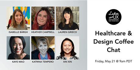 Healthcare & Design Coffee Chat tickets