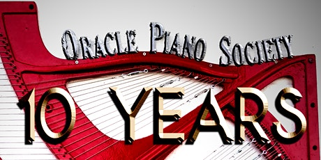 Oracle Piano Society Tenth Anniversary Season Tickets 2021-2022 tickets