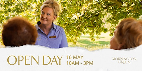 Mornington Green - Free Open Day tickets