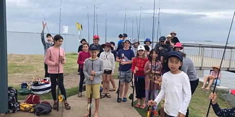 Fishing for Beginners for BCC Chill Out - Nudgee tickets