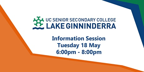 2022 College Enrolments Information Night UC SSC Lake Ginninderra tickets
