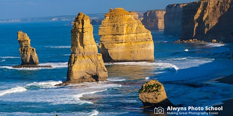 Photography Course 19-The 12 Apostles and More Photo Event tickets