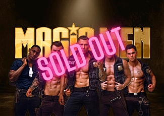 MAGIC MEN ALL STAR ADELAIDE SHOW Ft Will - SOLD OUT! tickets