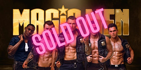 MAGIC MEN TAKE OVER PERTH - SOLD OUT! tickets