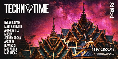 Techno Time presents Exit The Matrix △ My Aeon 22.05 tickets